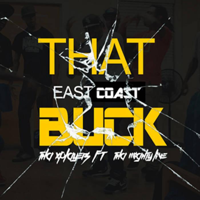 THAT EAST COAST BUCK cover art