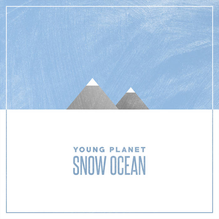 Snow Ocean cover art