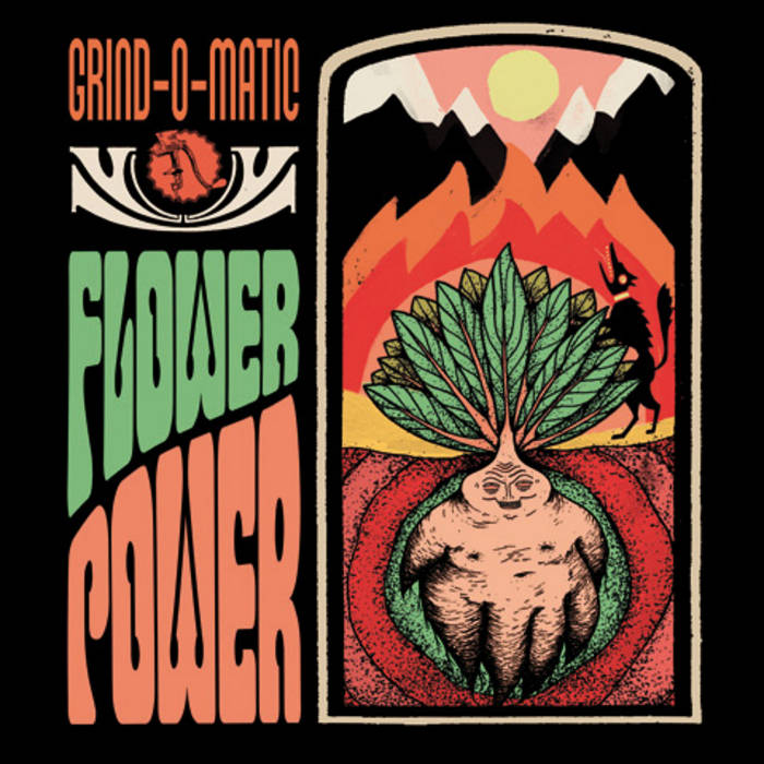 Flower Power cover art