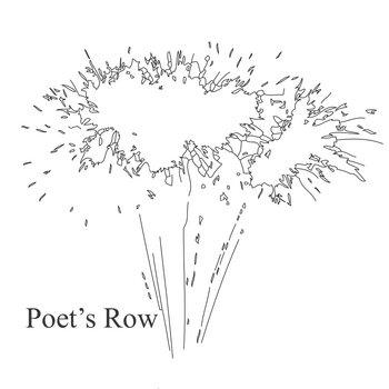 Poet's Row cover art