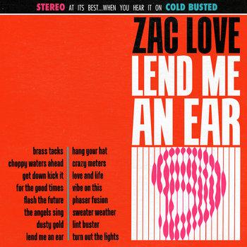 Lend Me An Ear cover art
