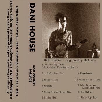 Bog County Ballads cover art