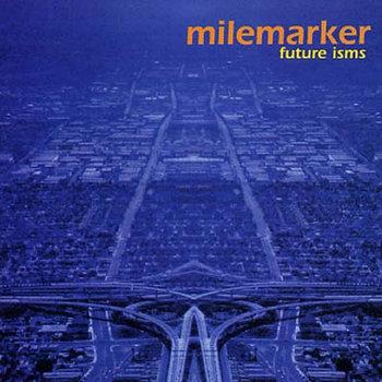 Future Isms lp / cd cover art