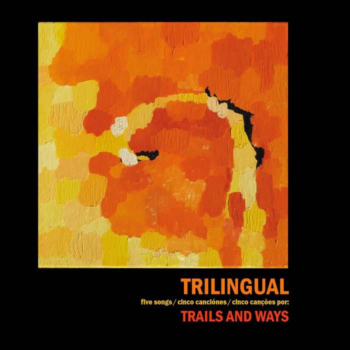 Trilingual cover art