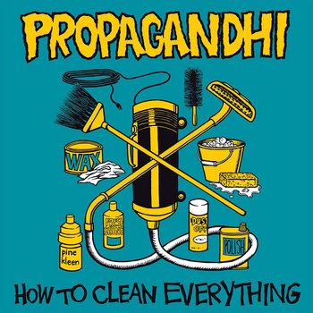 How To Clean Everything (20th Anniversary Edition) cover art