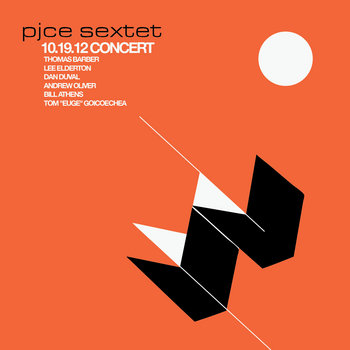 10/19/12 Concert cover art