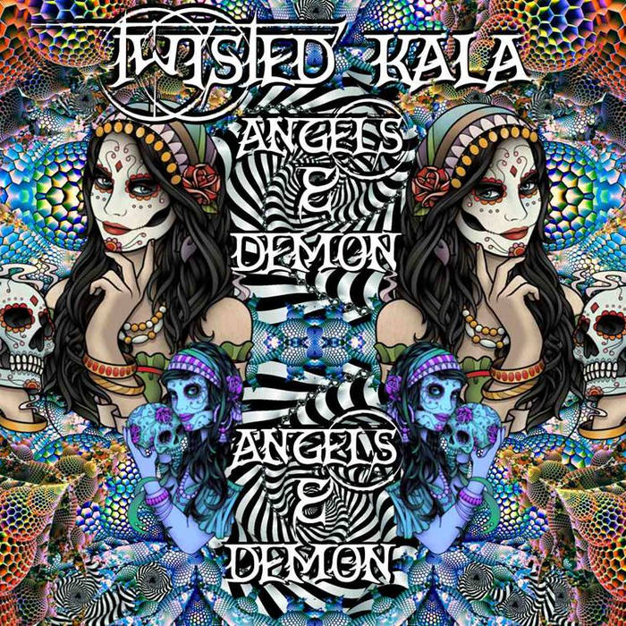 Angels and Demon cover art