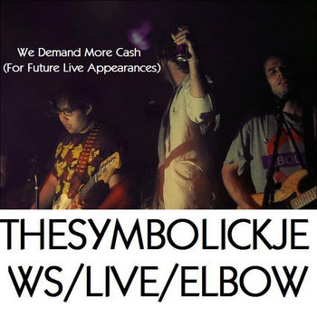 We Demand More Cash (For Future Live Appearances) cover art