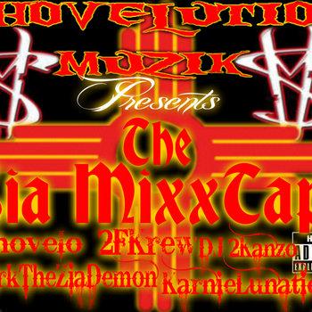 Shovelution Muzik ZiaMix cover art