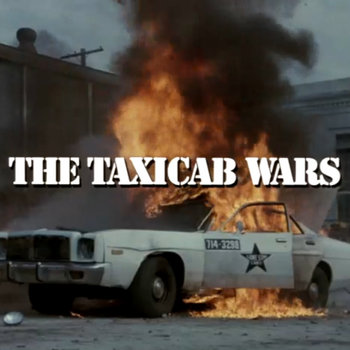 The Taxicab Wars cover art