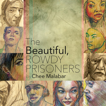 The Beautiful, Rowdy Prisoners cover art