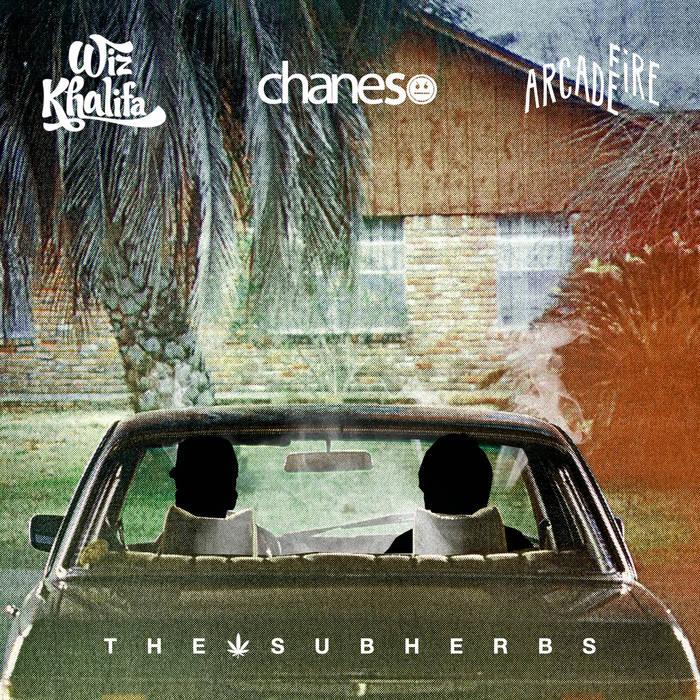 Arcade Fire meets Wiz Khalifa: The Subherbs EP cover art