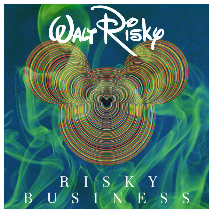 Walt Risky cover art