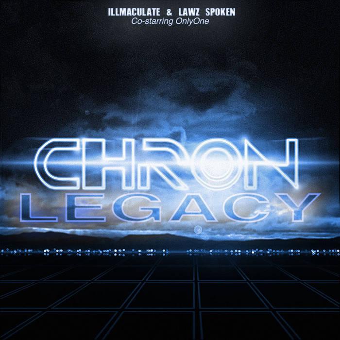 CHRON: Legacy cover art