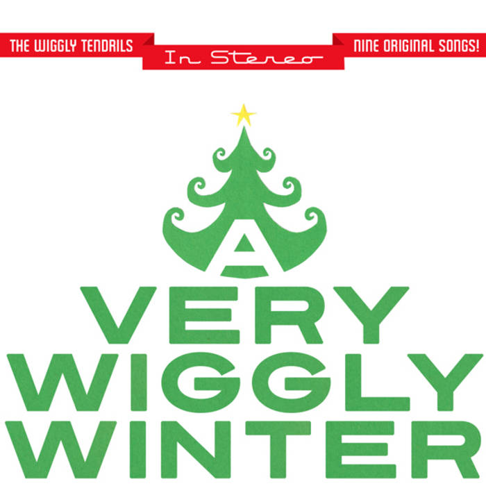 A Very Wiggly Winter cover art