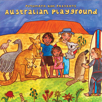 Australian Playground cover art