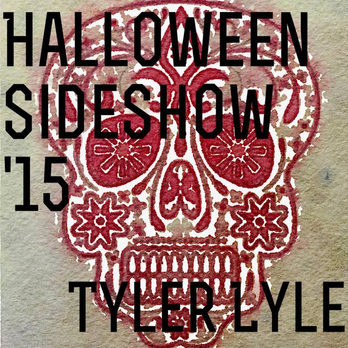 Halloween Sideshow 2015 cover art
