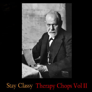 Therapy Chops Vol II cover art