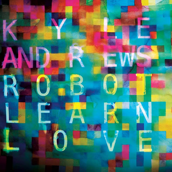 Robot Learn Love cover art