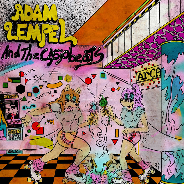 Adam Lempel and the Casiobeats cover art