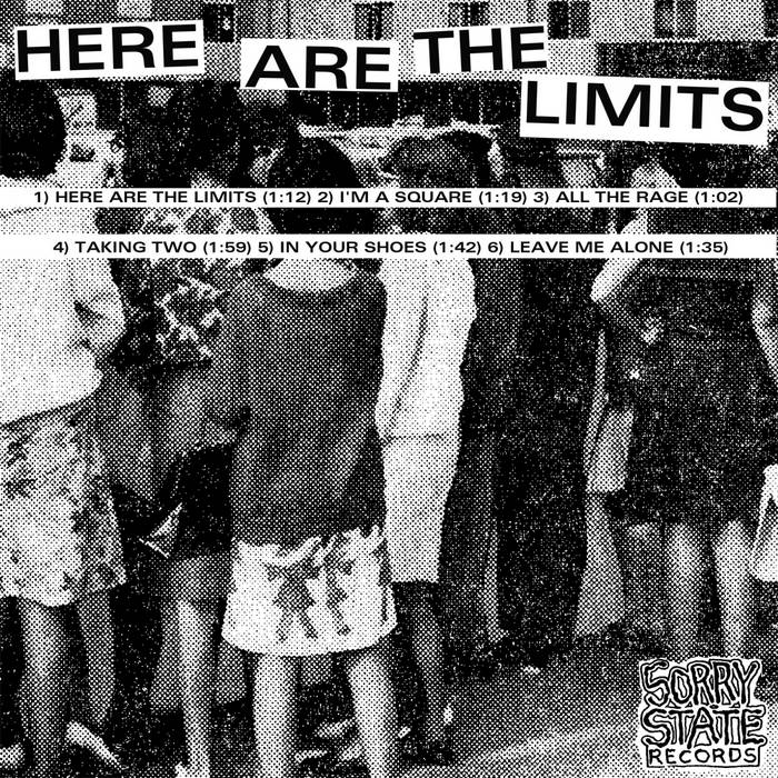 Here Are the Limits cover art