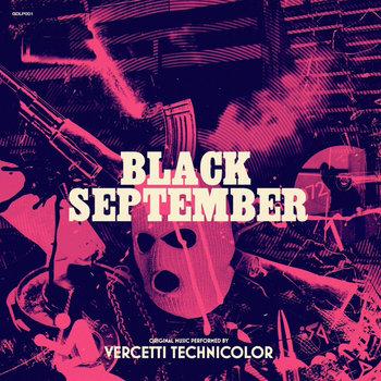 Black September cover art