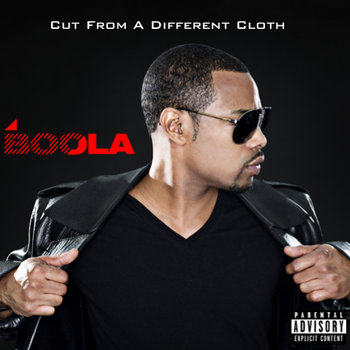 Cut From A Different Cloth cover art