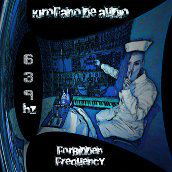 FREQUENCY 639 HZ FORBIDDEN cover art