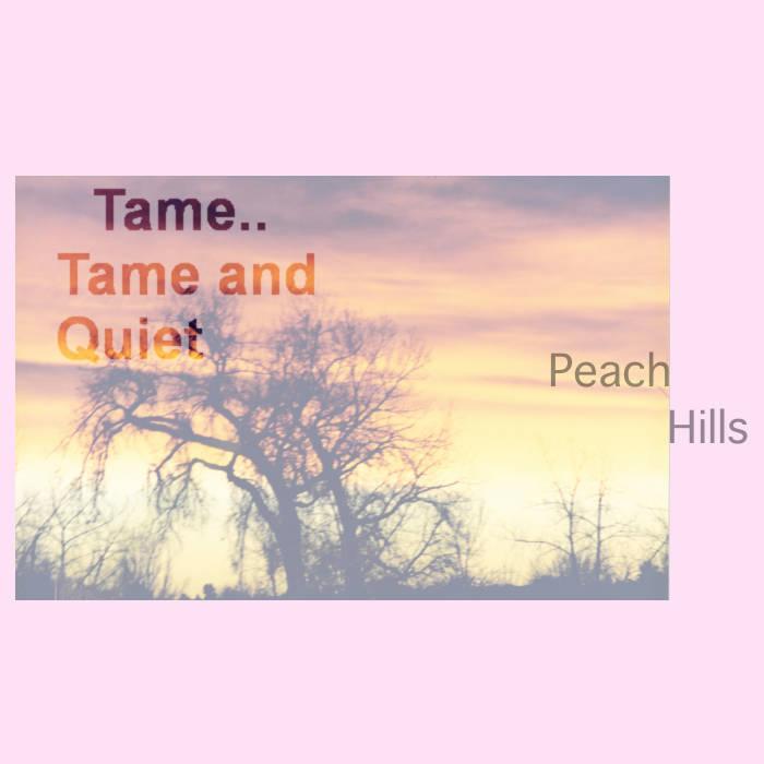 Peach Hills cover art
