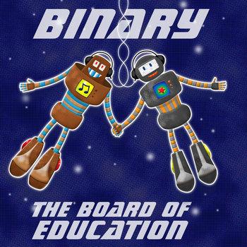 Binary cover art