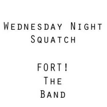 Wednesday Night Squatch cover art