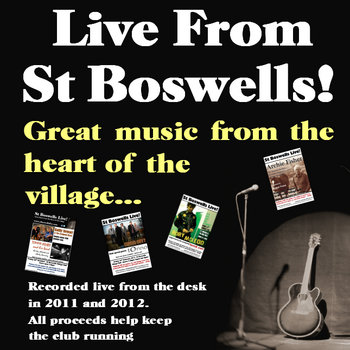 Live from St Boswells! cover art