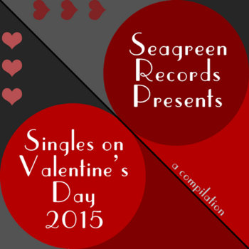SINGLES ON VALENTINES DAY 2015 cover art