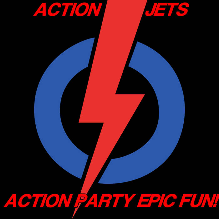 Action Party Epic Fun! cover art