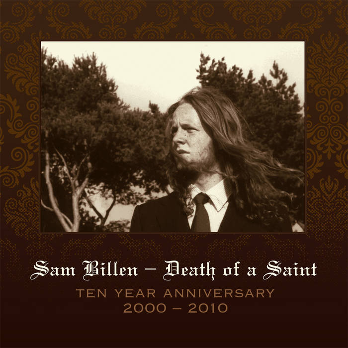 Death of a Saint, 10th Anniversary Edition cover art