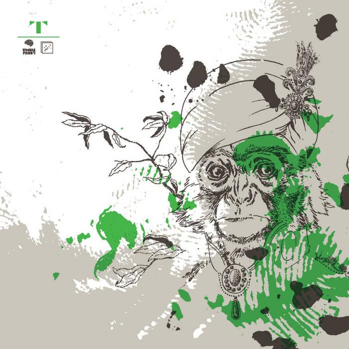 L'Homme-Singe Ep cover art