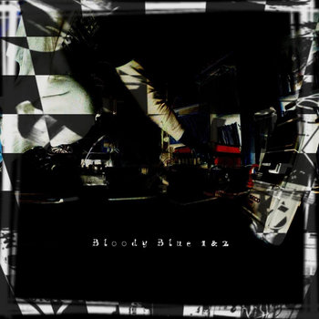 Bloody Blue - 1&2 GHGR8914 cover art