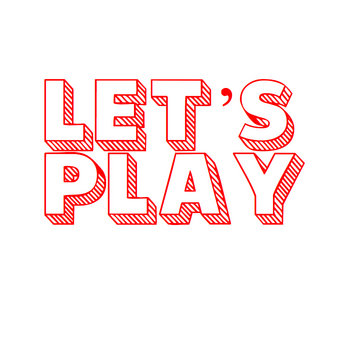 let's Play- feat Pete Simpson cover art