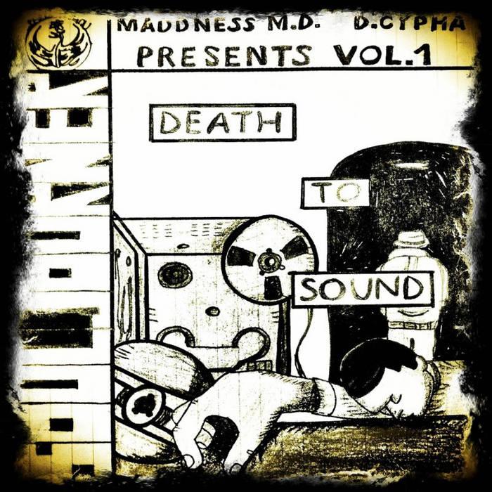Soul Journer - Death To Sound Vol. 1 cover art