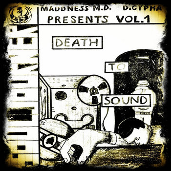 Soul Journer - Death To Sound Vol. 1 cover art