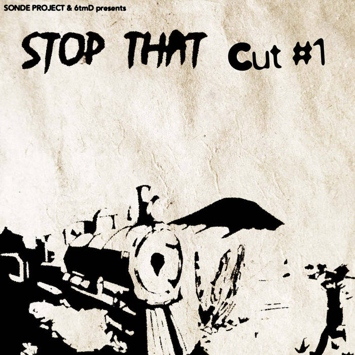Stop That Cut #1 cover art
