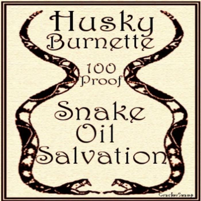 Snake Oil Salvation cover art