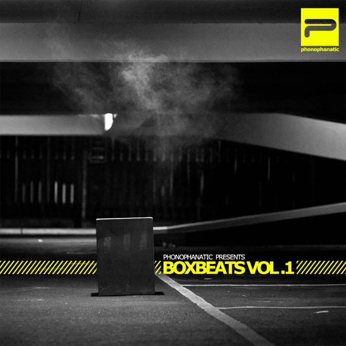 BOXBEATS VOL. 1 cover art