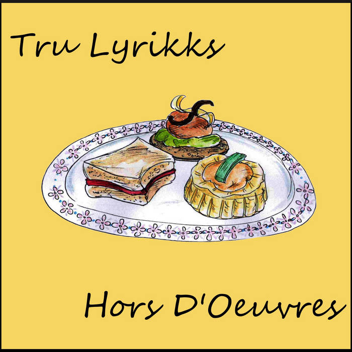 Hors D'Oeuvres EP cover art