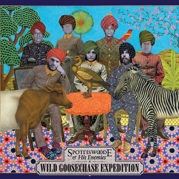 Wild Goosechase Expedition cover art