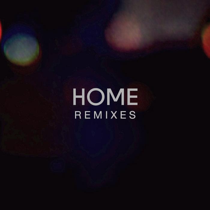 HOME REMIXES cover art