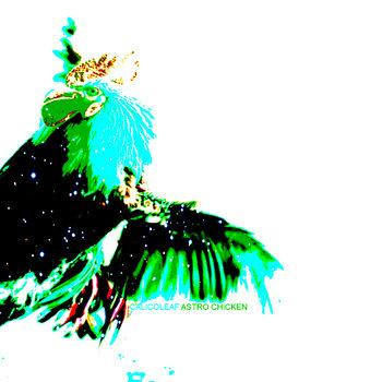 Astro Chicken cover art
