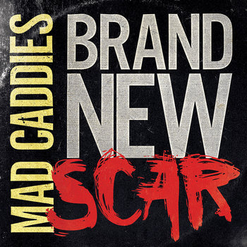 Brand New Scar cover art