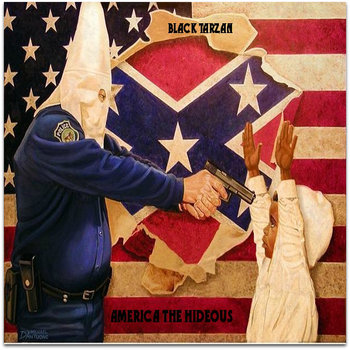 America The Hideous cover art