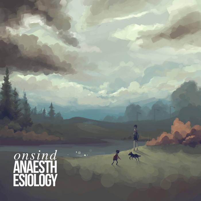 Anaesthesiology cover art